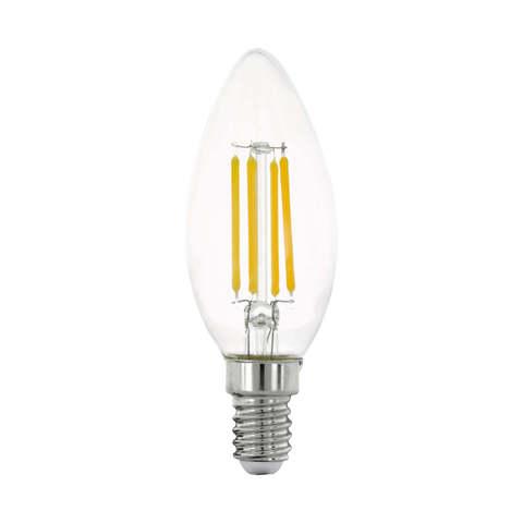 Лампа Eglo филаментная LM LED E14 C35 2700K 11759