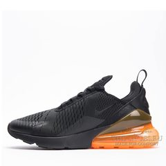Кроссовки Nike Air Max 270 Black Orange