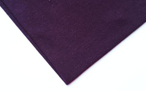 Кулирная ткань (100%- х/б) 15х15см, слива