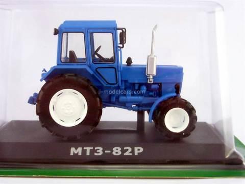 Tractor MTZ-82R 1:43 Hachette #49