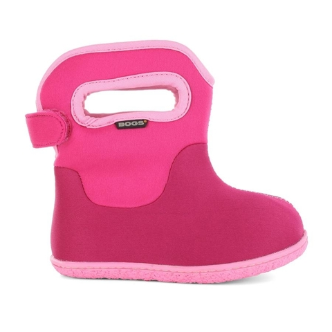 Сапоги детские Baby Bogs Classic Solid Розовые