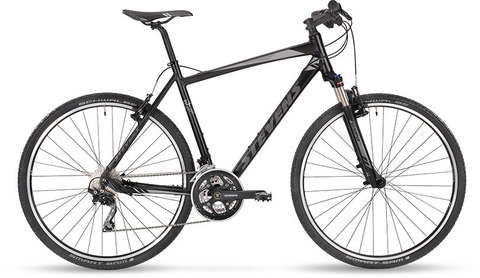 Велосипед Stevens 6X SX Pro (2016) Эксклюзивно в Интернет-магазине Ябегу по специальной цене