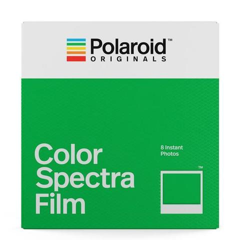Color Film for Spectra