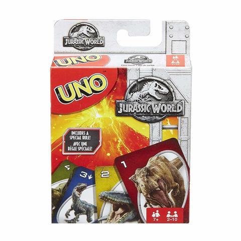 Uno Jurassic World
