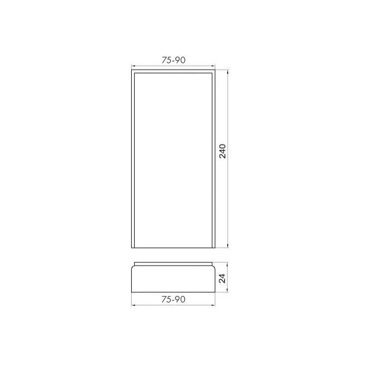 Porte Vista Цоколь №1 массив дуба Porte Vista cokol-1-pv-dvertsov.jpg