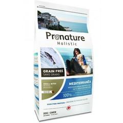 Корм для собак, Pronature Holistic Grain Free Mediterranéa (мелкая гранула)