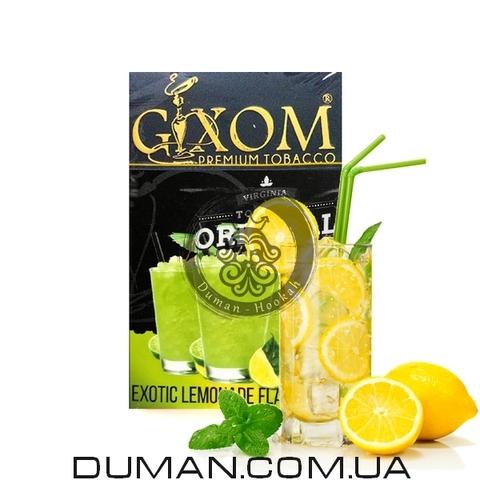 Табак Gixom Exotic Lemonade (Гиксом Экзотический Лимонад)