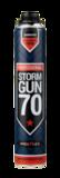 Пена монтажная профессиональная PROFFLEX STORM GUN 70 Зима 850 мл (12шт/кор)