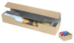 Ultimate Guard - Песочная кожаная коробочка для игрового коврика