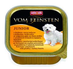 Корм Animonda Gran Carno Exotic Мясо Буйвола 125g для собак 82785