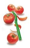 Нож для  овощей VICTORINOX зелёный (7.6075.4)