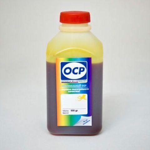 Чернила OCP для Canon CLI-8 картриджа YELLOW (Y122), 500 gr