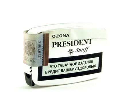 Табак нюхательный OZONA PRESIDENT (7gr)