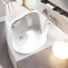 Акриловая ванна Ravak New Day C651000000 140х140 белая