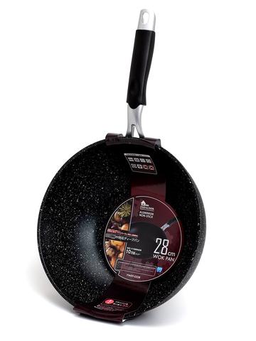 Сковорода мрамор d 0228 Wok Pan