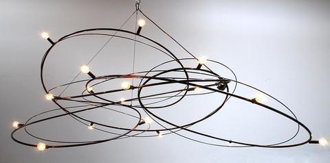 Chandelier BODNER chandeliers 01-04