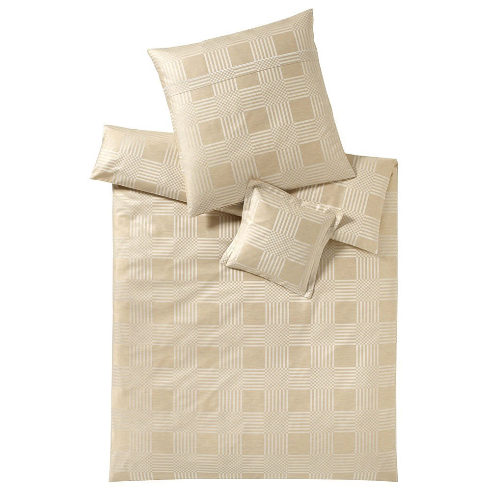Постельное белье 2 спальное Elegante Palladium песочное