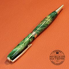 Шариковая ручка Зеленый лес-2
