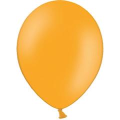 Шар (5''/13 см) Оранжевый, пастель, 100 шт.