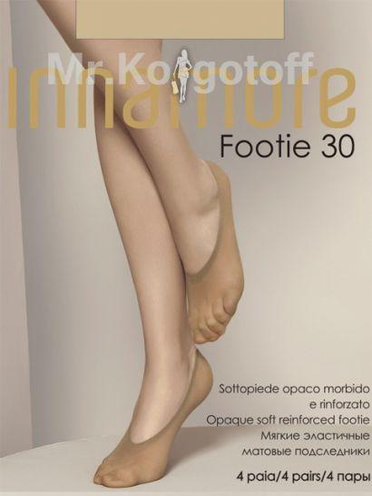 Подследники Innamore Footie 30 (4 пары)