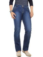 B35473 джинсы женские, синие