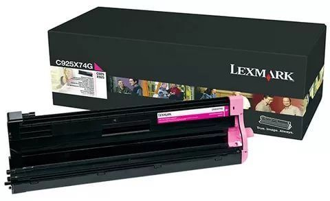 Картридж для принтеров Lexmark C925, X925 пурпурный (magenta). Ресурс 30000 стр (C925X74G)