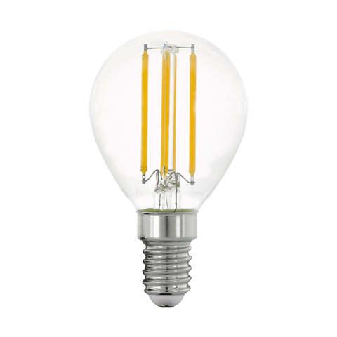 Лампа Eglo филаментная LM LED E14 P45 2700K 11761