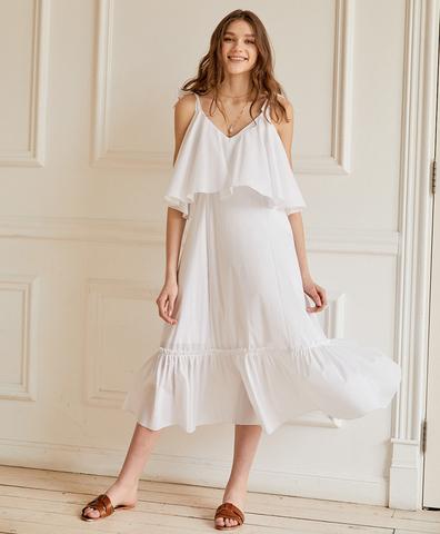 Платье Бланшэ белое