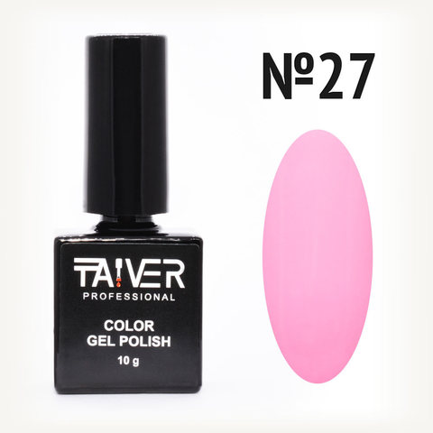 Гель-лак TAIVER 27