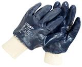 Перчатки с нитриловым покрытием, манжета, полный облив (р.10) (1 коробка- 120 пар/ упак 12 пар)