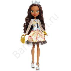 Кукла Ever After High Жюстин Дансер (Justine Dancer) - Базовая, Mattel