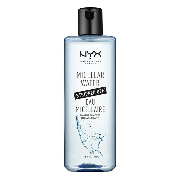 NYX Мицеллярная  вода STRIPPED OFF MICELLAR WATER