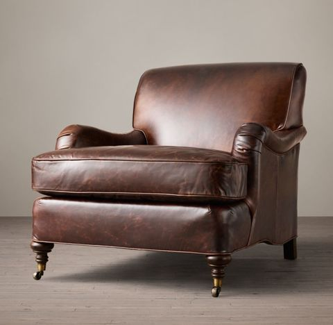 Barclay Leather Chair