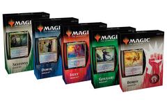 5 Наборов  Guild Kit выпуска «Гильдии Равники» (английский)