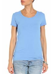 32020-8 футболка женская, голубая