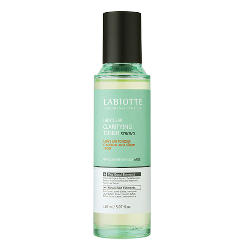 Тонер LABIOTTE Lady's Lab Clarifying Toner-Strong 150ml