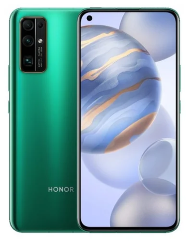 Смартфон Honor 30 8/128GB Emerald Green (Зеленый)
