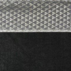 Полотенце 41х76 Avanti Diamonte черное