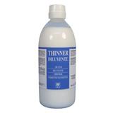 28524 Thinner Medium Бесцветное Связующее, 500 мл Acrylicos Vallejo