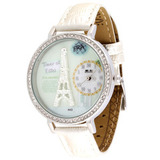 Дизайнерские часы Mini Watch MN8888white