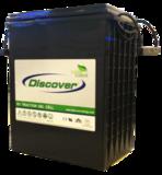 Тяговый аккумулятор Discover EV506G-250 ( 6V 285Ah / 6В 285Ач ) - фотография