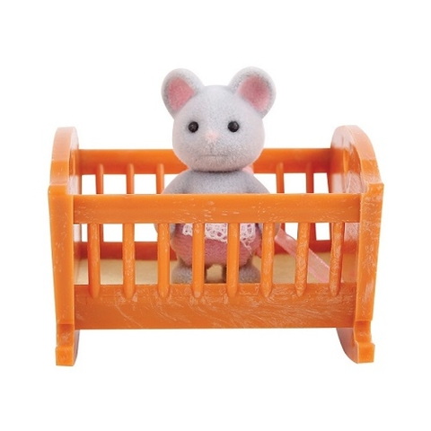 Малыш мышонок в кроватке Viilage Story