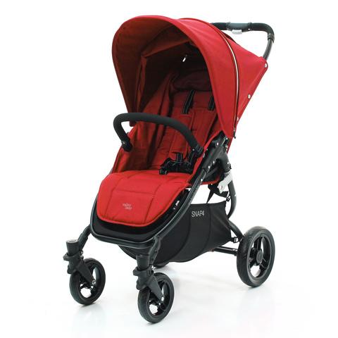 Прогулочная коляска Valco baby Snap 4 в наличии красный