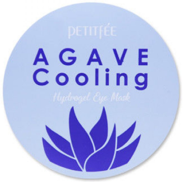 Petitfee Agave Cooling Hydrogel Eye Mask патчи для глаз
