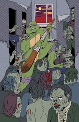 Черепашки-Ниндзя Против Фантастических Тварей