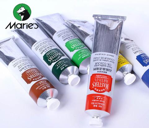 Масляная краска Marie`s Masters artists, 60 мл