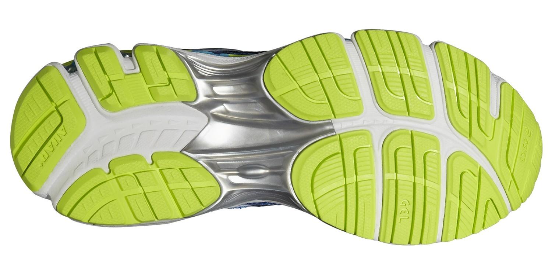 Детские беговые кроссовки Asics Gel-Kayano 21 GS (C459N 4201) синие фото