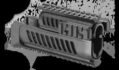 Полимерное цевье с системой четырех планок (Quad-Rail) для АК-47 FAB-Defense AK-47 бежевая