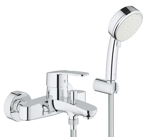 Eurostyle Cosmopolitan Смеситель для ванны с ручным душем New Tempesta Cosmo II