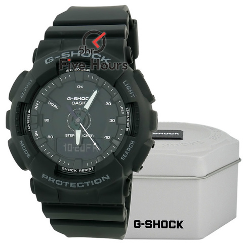 Casio G-Shock GMA-S130-1A